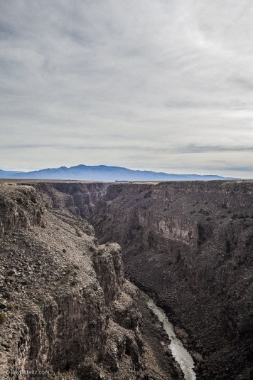 Rio Grande Gorge - Taos New Nexico II