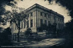 Miskatonic University Library