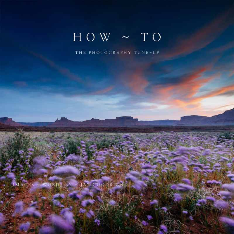 How-To Photo Tune-Up eBook Cover