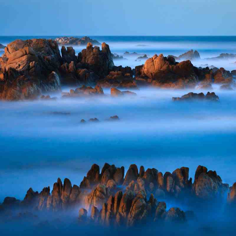 Moonrise Big Sur limited-edition print by Jay Goodrich