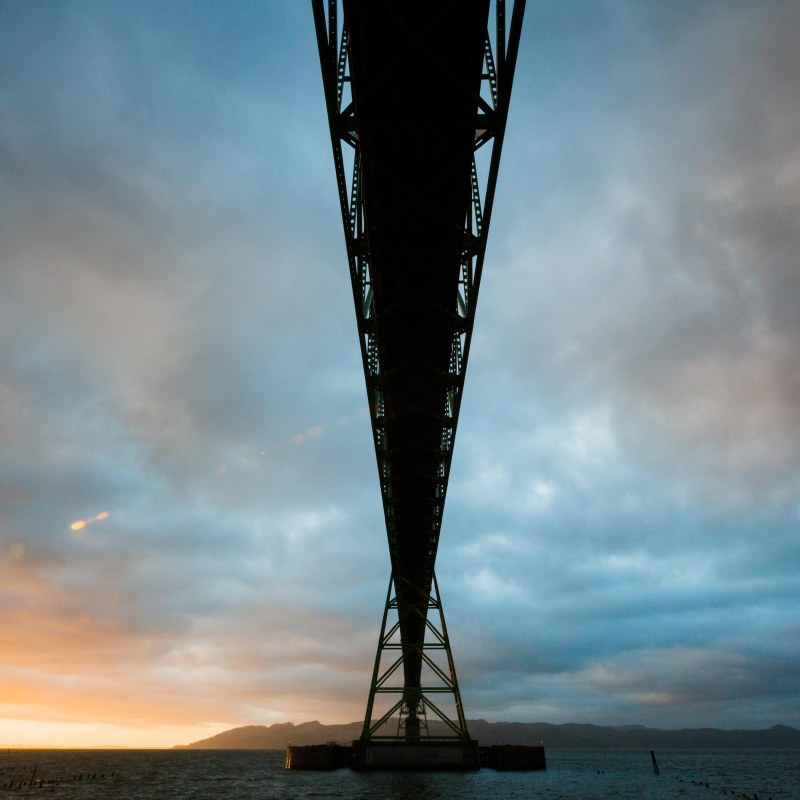 Astoria Bridge Sunset limited-edition print by Jay Goodrich