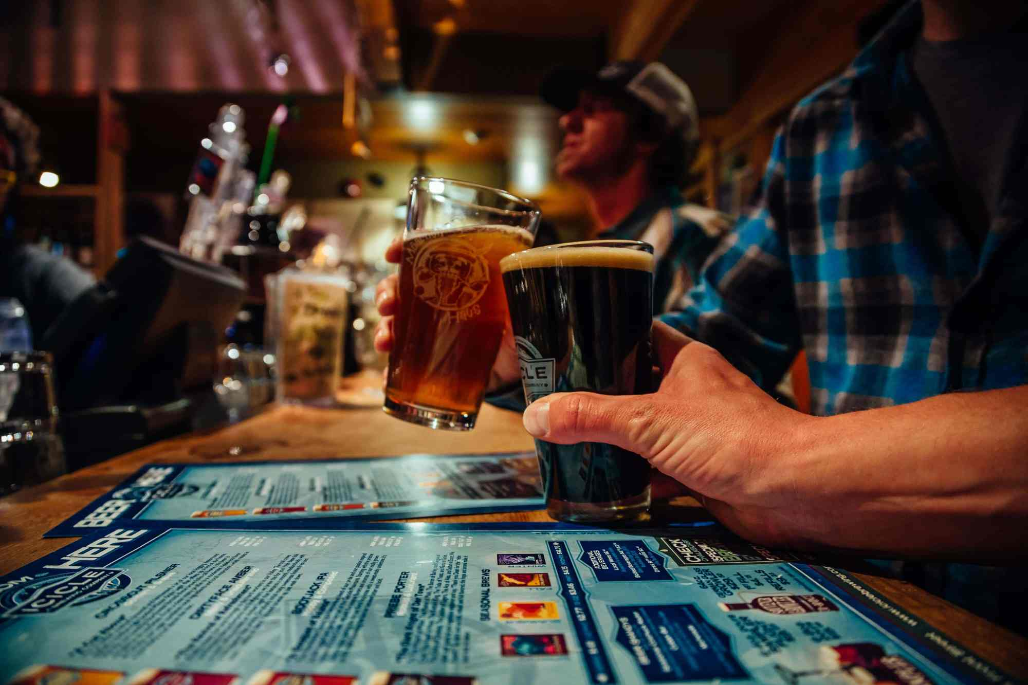 Best Breweries in Jackson Wyoming by Jay Goodrich