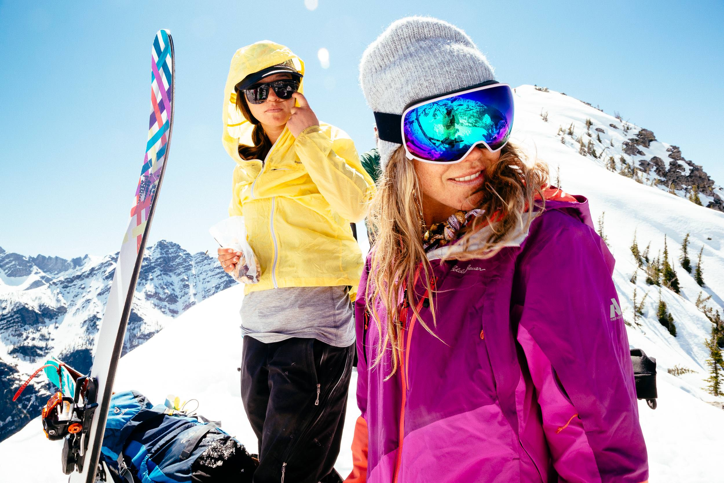 Skiing Lifestyle by Photographer Jay Goodrich