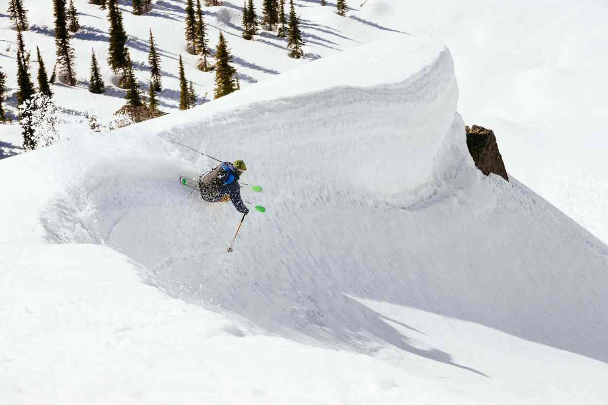 Powder Monumental National Parks Project Photo by Jay Goodrich