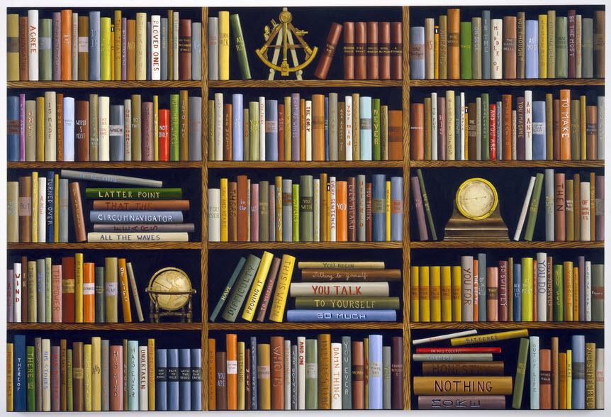 Book Shelf Jay Interior