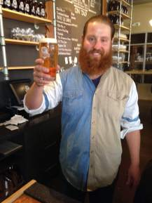 Another toast! The Lion Bridge Brewery is right in the heart of the Czech Village and pouring some of the best craft beer in Iowa. Like this pint of Yard Sale IPA. Great after a kolache! https://www.facebook.com/lionbridgebrew