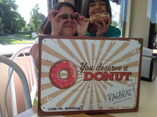 You need a lot of donuts, RAGBRAI!