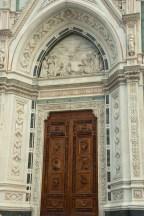 Santa Croce door