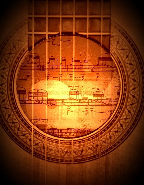 Studio Classical Guitar Lesson