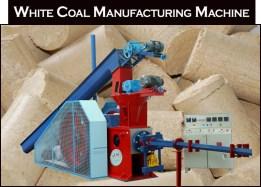 5-white coal manufacturing machine