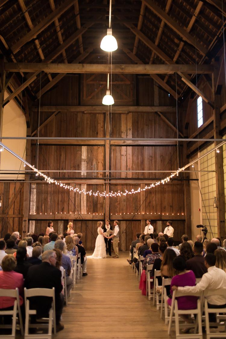 KarenaJamie  Pickering Barn Wedding