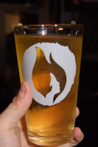 Ace Pear Cider from Pele's Wood Fire
