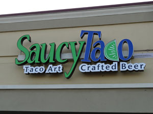 Saucy Taco in St. Johns