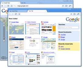 Google's Browser Chrome