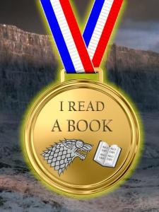 Medal of honor for those who read the book :P
