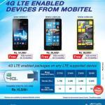 Mobitel 4G Device Promotion