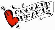 crooked hearts logo