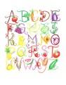 fruit and veg alphabet small