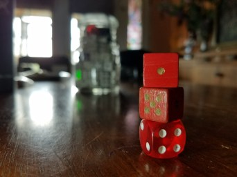 I love dice