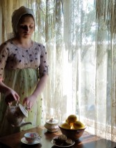 Inspired by Vermeer's The Milkmaid