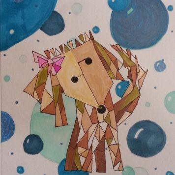 Cubism Molly II