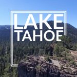 Soaring over Lake Tahoe