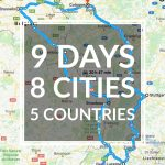 9 Days > 8 Cities > 5 Countries
