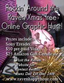 Rockin Raven Xmas Promo