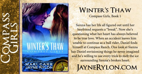 Compass Girls - 1 - Winters Thaw