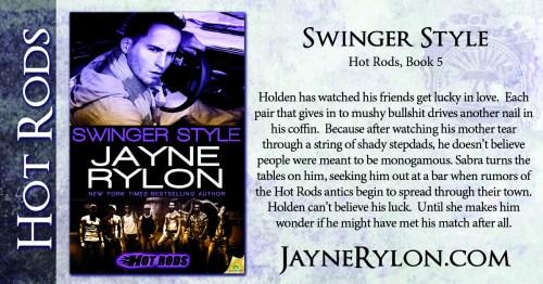 Hot Rods - 5 - Swinger Style