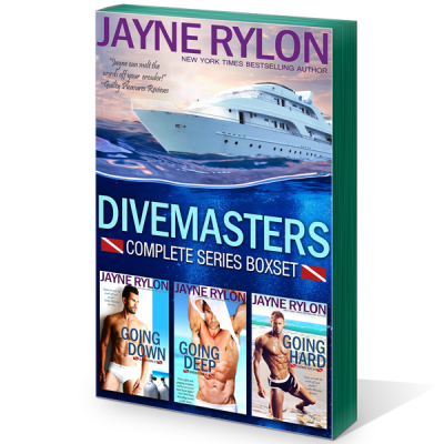 Divemasters Complete Series Boxset