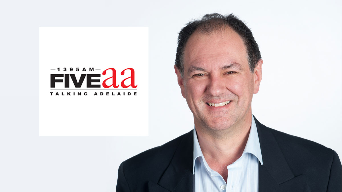 March4Justice-1395FIVEaa-Radio-Interview-with-Mathew-Pantelis-&-Jaynie-Morris.