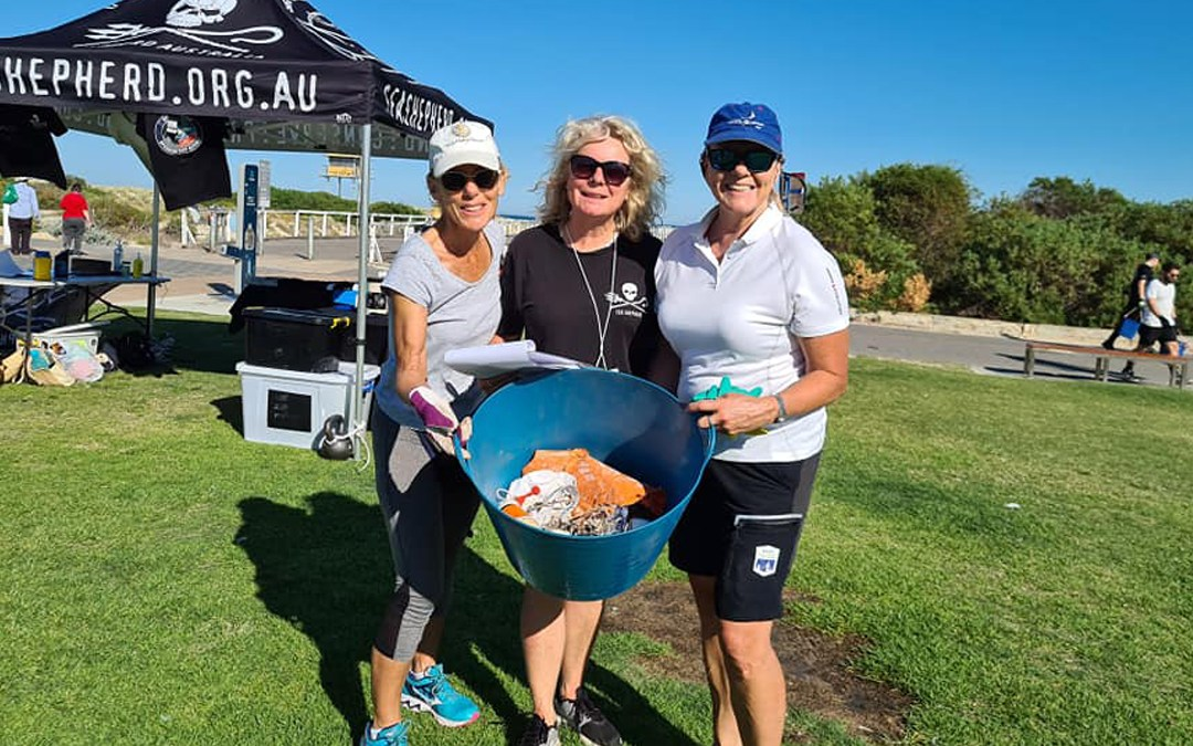 Great Morning Supporting The Fabulous Volunteers and Team | Sea Shepherd Adelaide