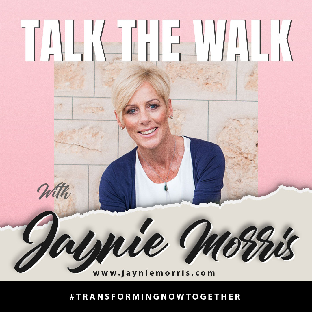 Let's Have A Chat With Jaynie Morris