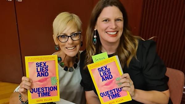 Kate Ellis Book Launch 9th April