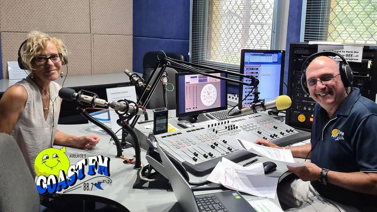 Jaynie-Morris-Interview-on-CoastFM-88.7-with-Roy-Garreffa1