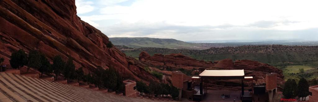 Red Rocks Colorado