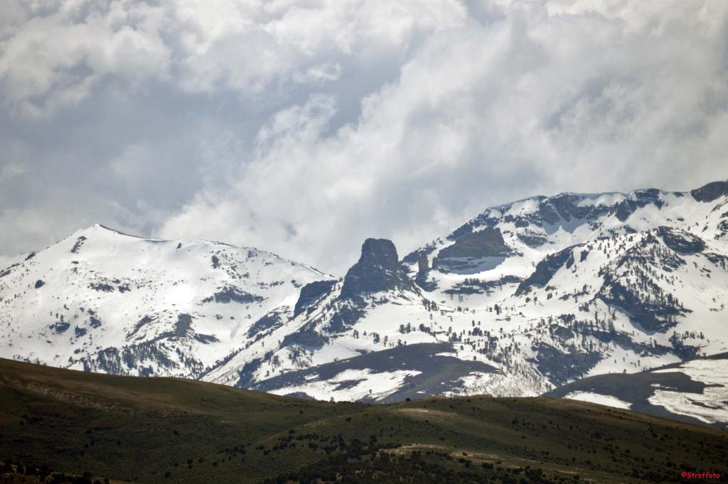 Mountains Outside Wells, Nevada