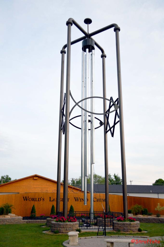 World's Largest Wind Chime