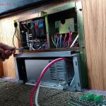 New Converter Install