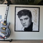 Elvis Wall at Graceland