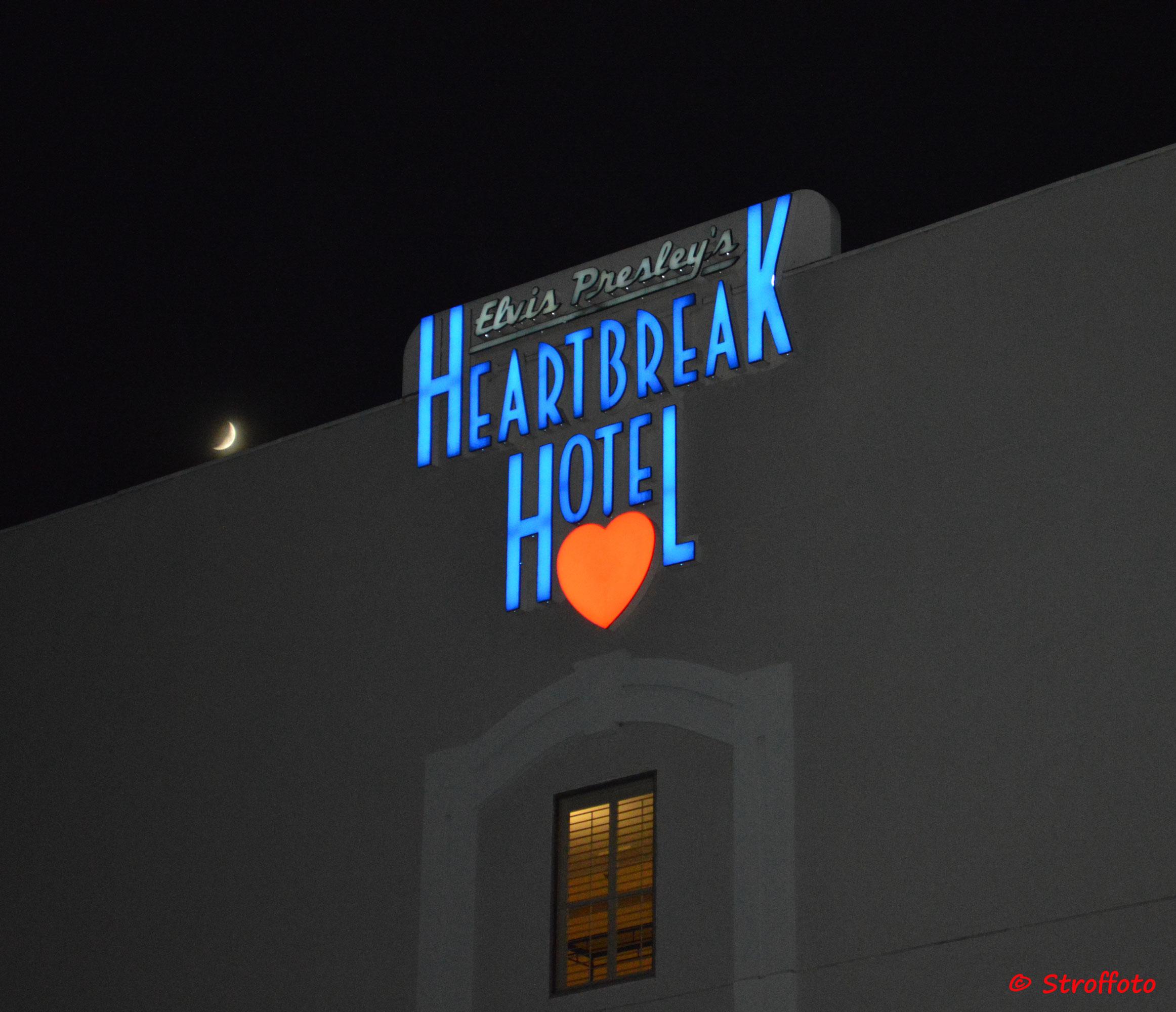 Heartbreak Hotel at Graceland