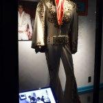 Elvis's Costumes on display at Graceland