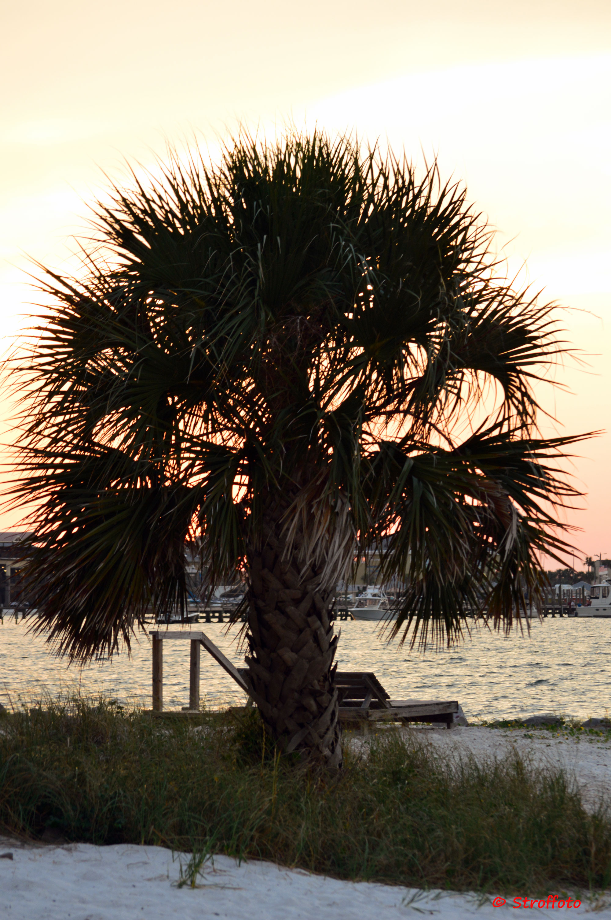 Pensacola Beach Sunset