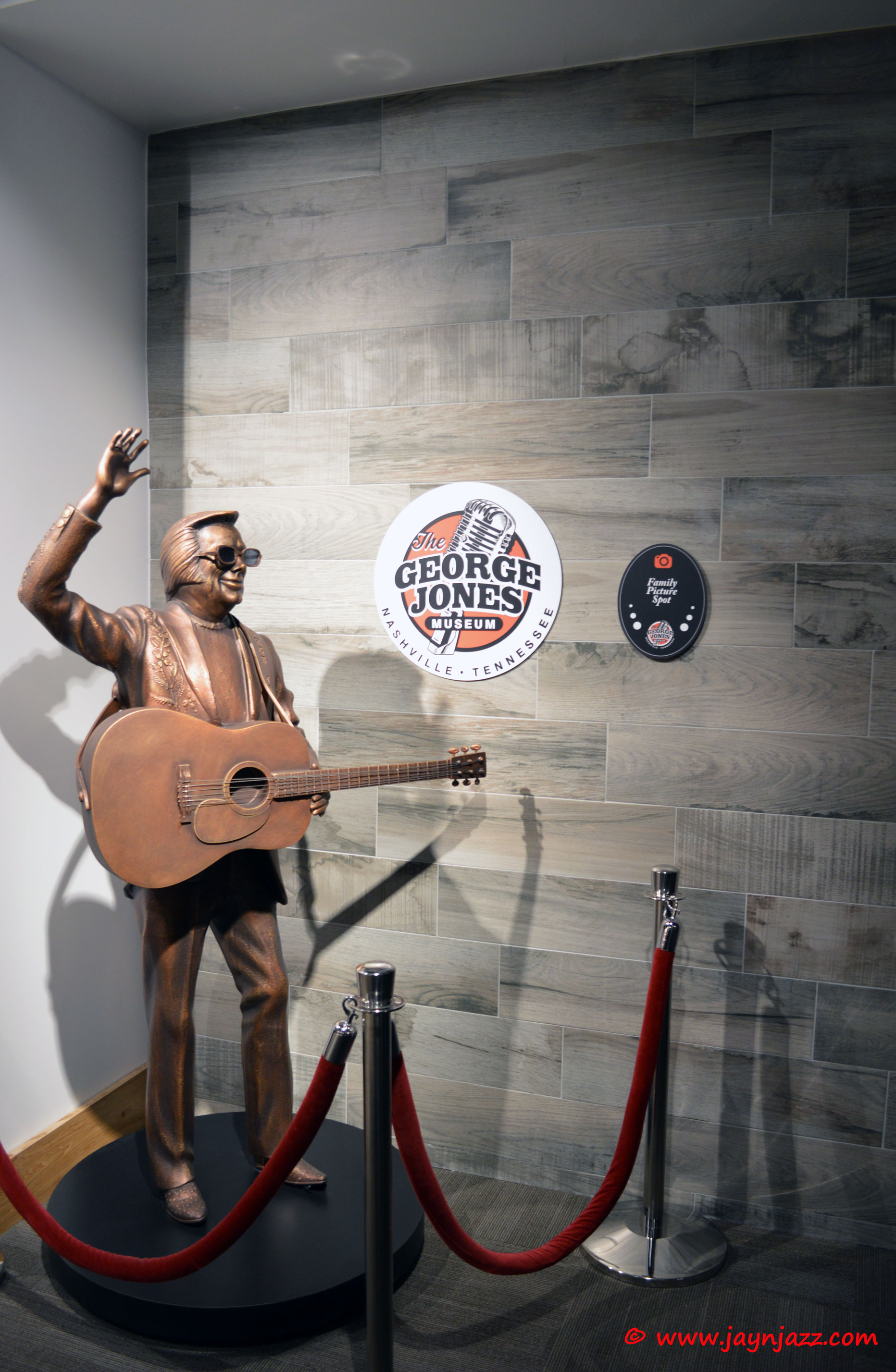 George Jones Museum