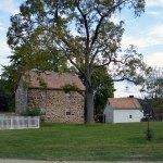 Old house on Gettysburg