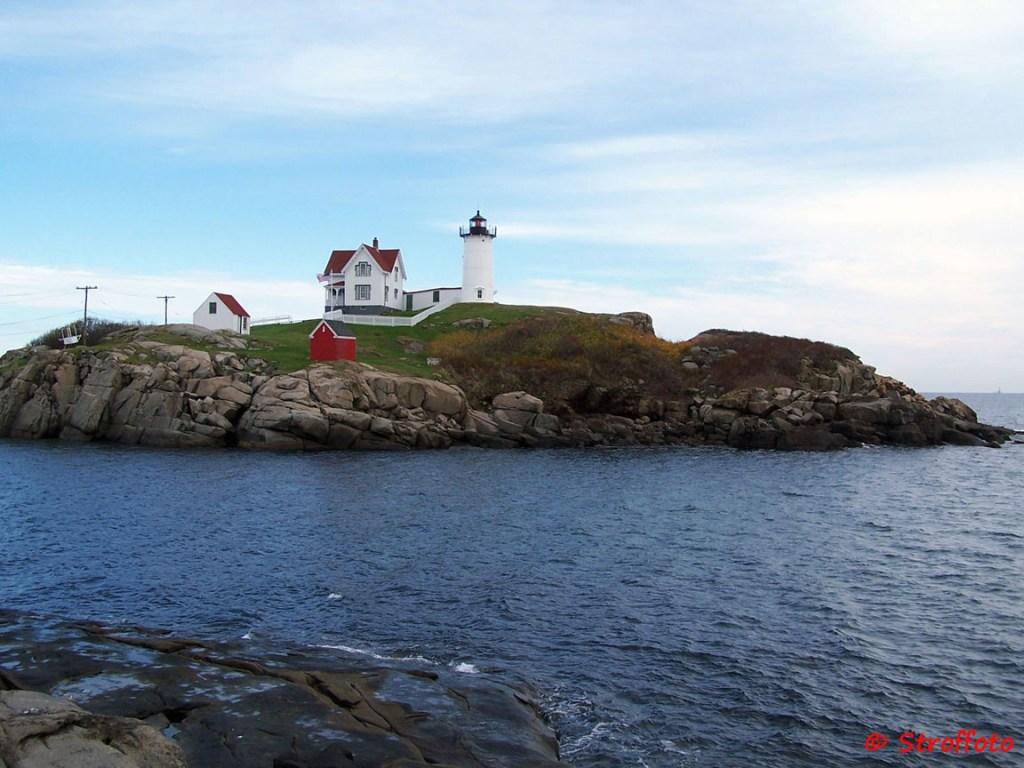 Nubble Lighthouse York Maine