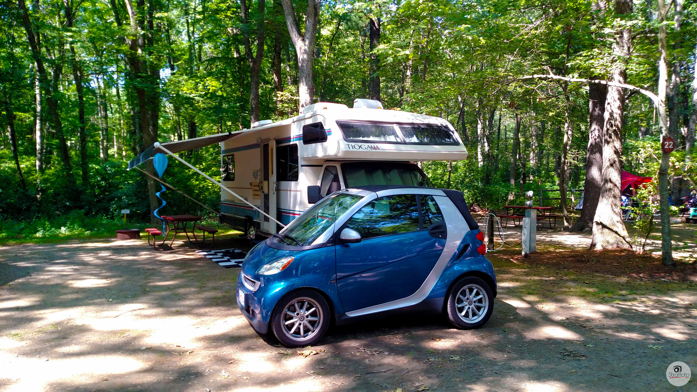 Camping Salisbury, MA