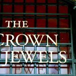 Crown Jewels Sign London