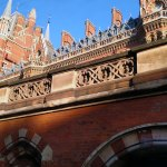 St. Pancras Station London